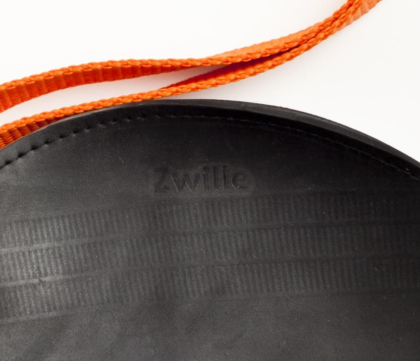 Zwille-Tasche aus Schlauch